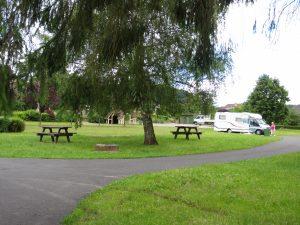 aire camping-car Pouilly-sur-Loire