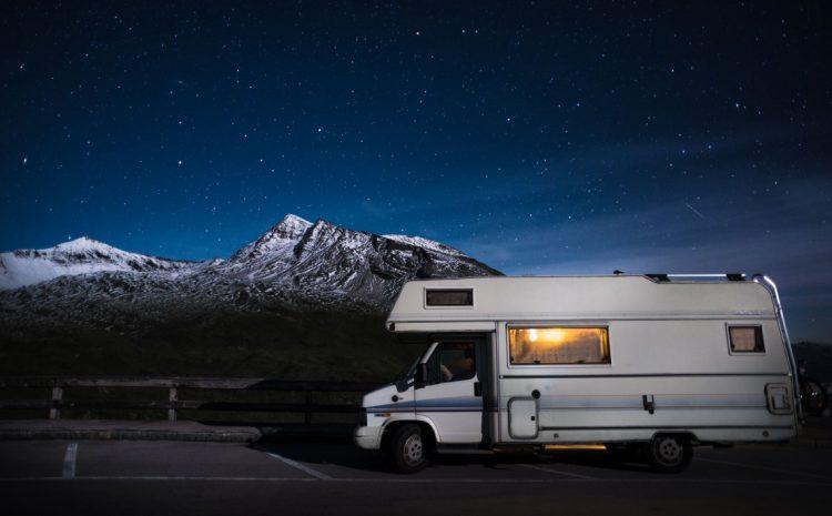 Visiter les Alpes en camping-car
