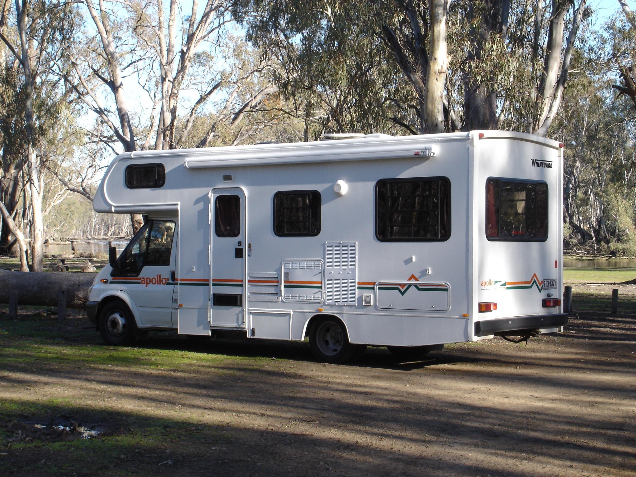 acheter un camping-car d'occasion