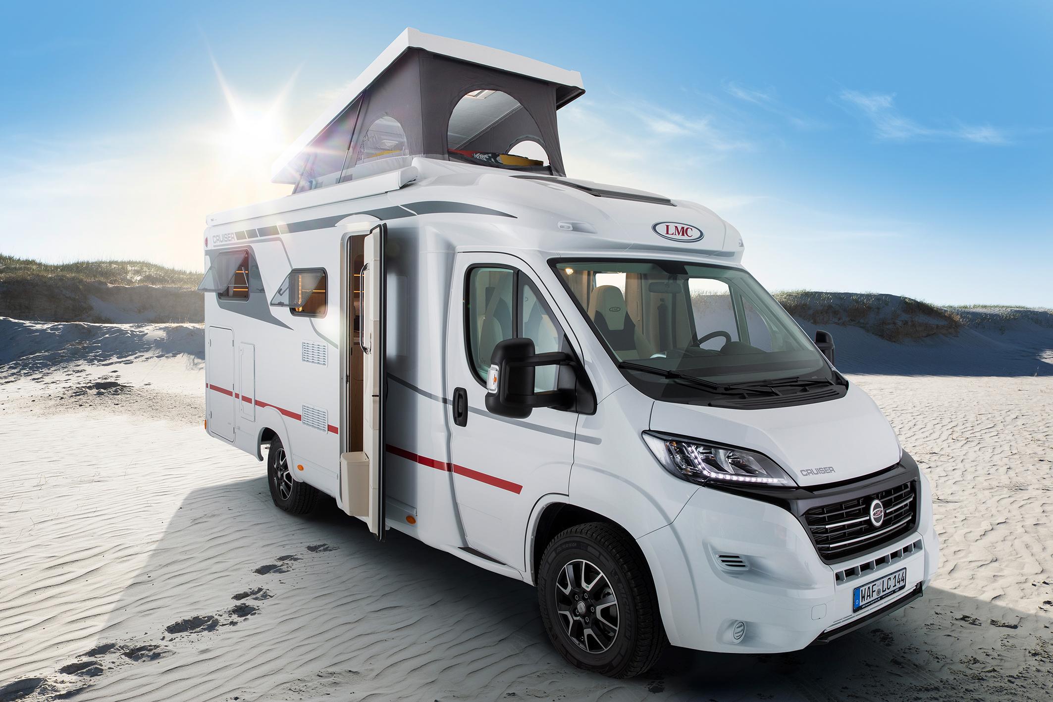 camping car LMC Cruiser V 646 G