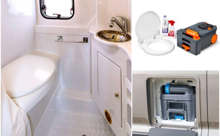 Comment bien entretenir les toilettes de votre camping-car ?